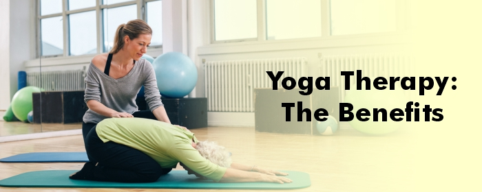 Yoga Therapy The Benefits