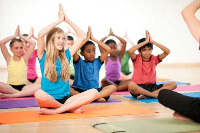 yoga asanas for kids