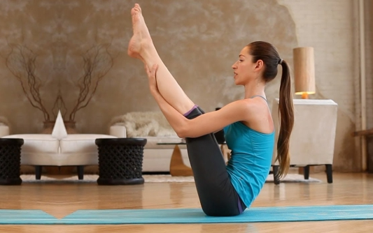 Gentle Yoga For Core Strength