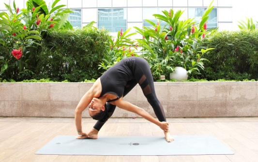 Vinyasa Yoga For Functional Strength