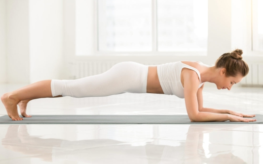 Why Practice Yoga For Core Strength
