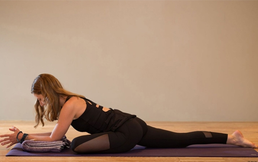 Yin Yoga For Core Strength