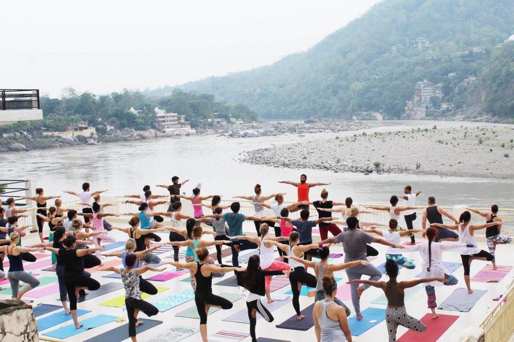 Venerable Yoga Masters Rishikesh