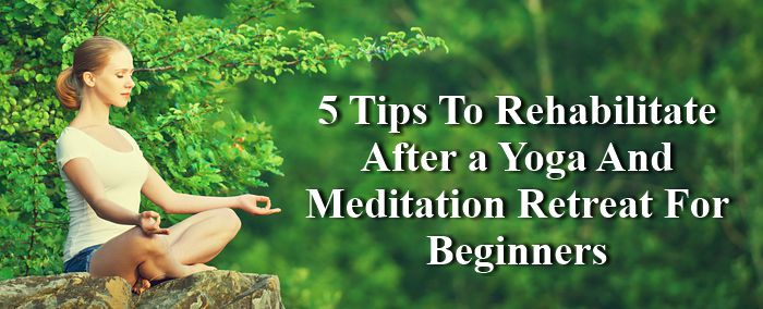meditation retreat for beginners