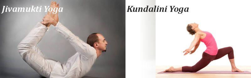 jivamukti and anusara yoga