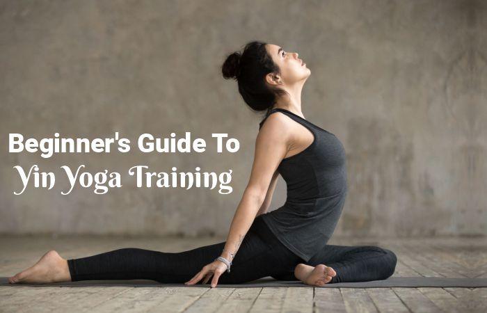 yin yoga training