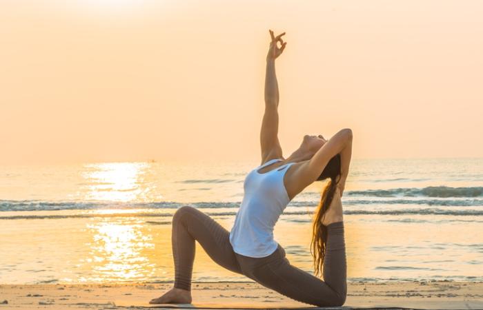 Yoga & Upper Back Pain